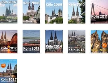 Abreißkalender Köln